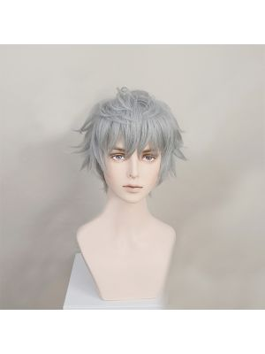 Fire Emblem: Three Houses Ashe Cosplay Wig