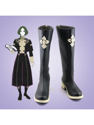 Customize Fire Emblem: Three Houses Linhardt Cosplay Boots Buy