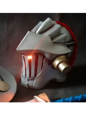 Goblin Slayer Helmet Cosplay Buy