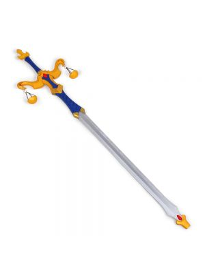 Goblin Slayer Sword Maiden Sword and scales Staff Cosplay Prop Buy