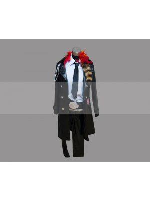 Katekyo Hitman Reborn! Xanxus Cosplay Costume for Sale