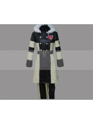 Katekyo Hitman Reborn! Flan Cosplay Costume Varia Uniform Buy
