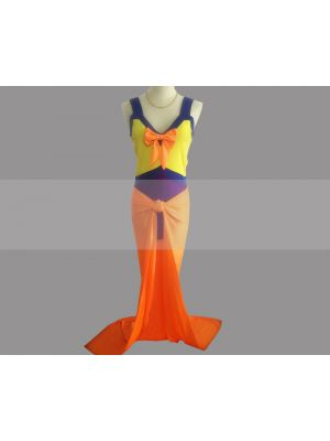 LOL Leona Pool Party Skin Cosplay Costume for Sale