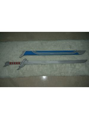 League of Legends Yasuo the Unforgiven Cosplay Replica Sword for Sale
