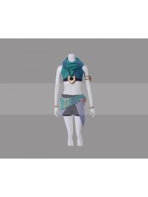 LOL Zoe Cosplay Outfit for Sale