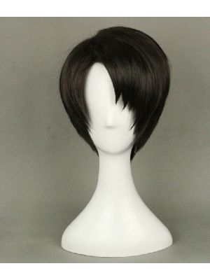 Levi Ackerman Cosplay Wig for Sale