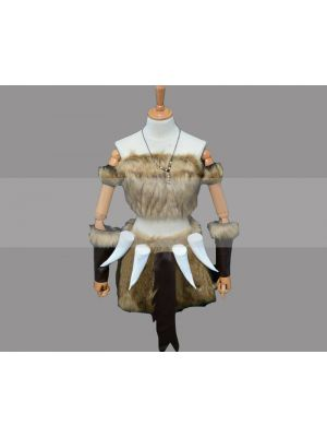 League of Legends Nidalee the Bestial Huntress Cosplay Buy
