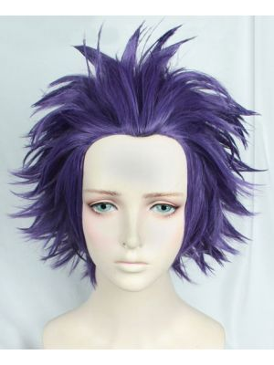 My Hero Academia Hitoshi Shinsou Cosplay Wig for Sale