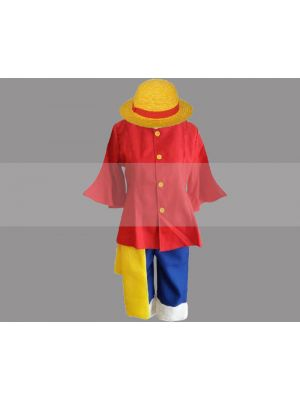 Luffy Costume 2 Years Later for Sale
