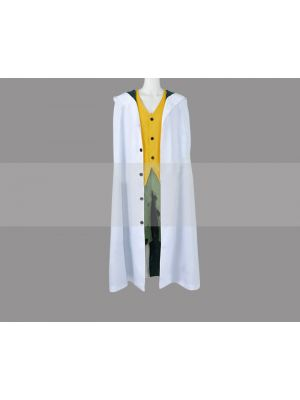 One Piece Meio Silvers Rayleigh Cosplay Costume