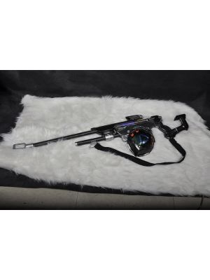 Overwatch Ana Shrike Skin Biotic Rifle Cosplay Replica Gun for Sale
