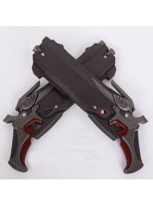 Overwatch Reaper Replica Weapon Hellfire Shotguns Cosplay for Sale