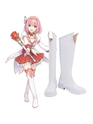 Princess Connect! Re:Dive Yui Kusano Cosplay Boots