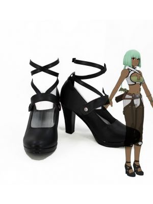 RWBY Emerald Sustrai Cosplay Shoes for Sale