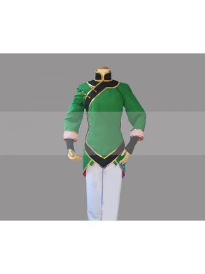 RWBY Lie Ren Cosplay Outfits