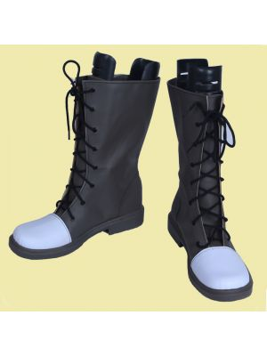 RWBY Volume 4 Jaune Arc Cosplay Boots for Sale