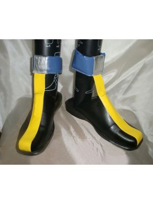 Tales of Symphonia Dawn of the New World Emil Castagnier Cosplay Boots Buy