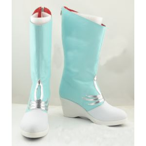 RWBY Weiss Schnee Cosplay Boots for Sale