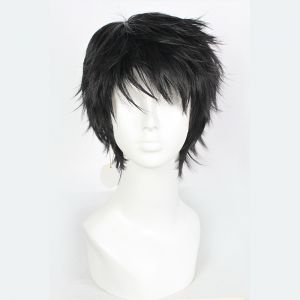 Blue Exorcist Rin Okumura Cosplay Wig for Sale