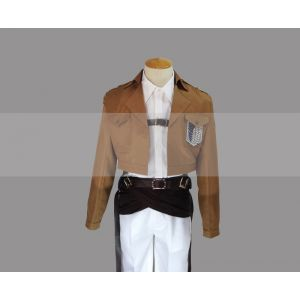 Attack on Titan Armin Arlert Cosplay Costume for Sale
