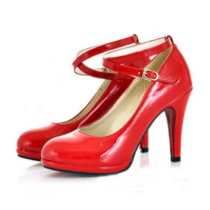 D.Gray Man Lenalee Lee Cosplay Shoes for Sale