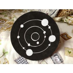 D.Gray Man Miranda Lotto Weapon Time Record Cosplay Disk Prop Buy