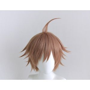 Danganronpa: Trigger Happy Havoc Makoto Naegi Cosplay Wig
