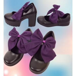 Date A Live Yoshino Witch Cosplay Shoes for Sale