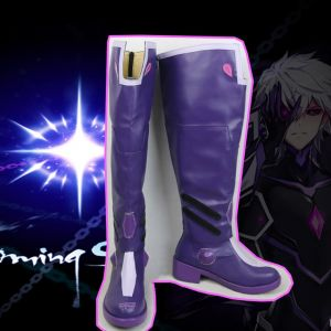Elsword Add Diabolic Esper Cosplay Boots Buy