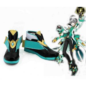 Elsword Ain Erbluhen Emotion Cosplay Shoes for Sale