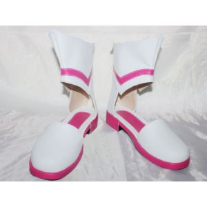 Elsword Aisha Elemental Master Cosplay Boots for Sale