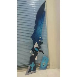Elsword Ciel Dreadlord Dual Gun Blades Cosplay Weapon Prop Buy