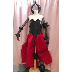 Fate/Grand Order Berserker Asterios Cosplay Costume Armor