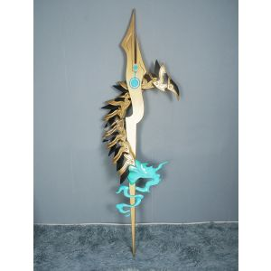 Fate/Grand Order Caster Asclepius Weapon Cosplay Prop