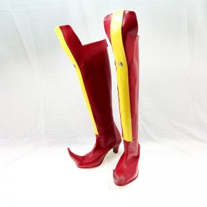 Fire Emblem Awakening Anna Cosplay Boots for Sale