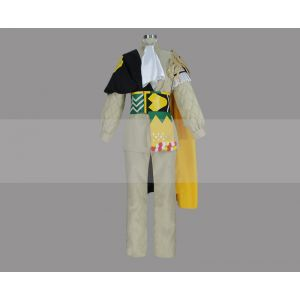 Fire Emblem: Three Houses Claude After Timeskip Outfit Cosplay Buy
