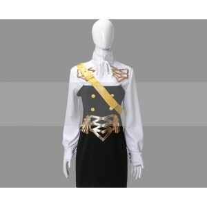 Customize Fire Emblem: Three Houses Petra Cosplay Costume for Sale