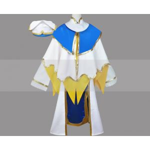 Goblin Slayer Priestess Robe Cosplay Outfit Buy
