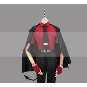 Helltaker Awesome Demon Justice Cosplay Costume