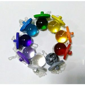 Katekyo Hitman Reborn! Arcobaleno Pacifiers Cosplay for Sale