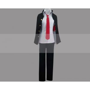 Katekyo Hitman Reborn! Kyoya Hibari Cosplay Costume for Sale