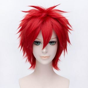 Reborn! Enma Kozato Cosplay Wig for Sale