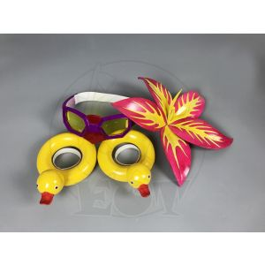 League of Legends LOL Pool Party Zoe Goggles Cosplay Accessories Buy