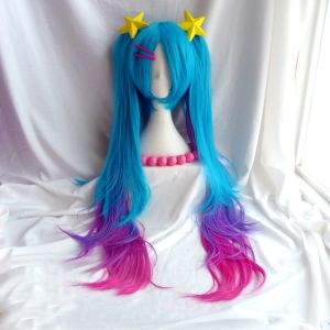 League of Legends Sona Arcade Skin Cosplay Wig for Sale
