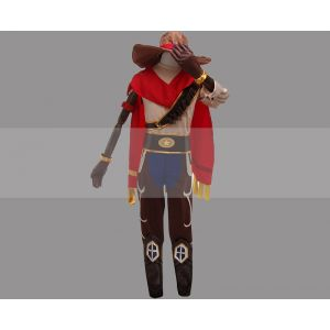 LOL High Noon Yasuo Cosplay Costume for Sale