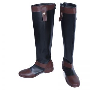 League of Legends High Noon Jhin Cosplay Boots Buy