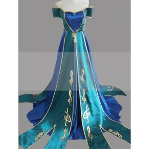 LOL Sona Maven of the Strings Cosplay for Sale