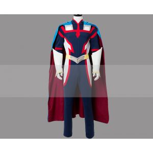 My Hero Academia the Movie: Two Heroes Young All Might Cosplay Costume for Sale