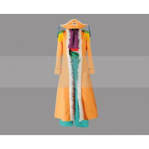 One Piece Buggy the Clown Cosplay Costume Buy