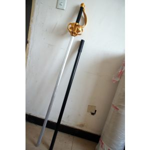 White Horse Cavendish Sword Prop Cosplay for Sale